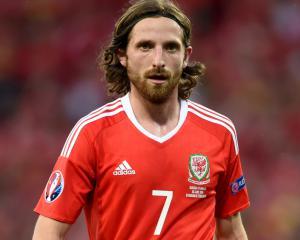 Liverpool accept £13million Stoke bid for Wales midfielder Joe Allen