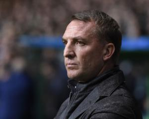 Fan encroachment during PSG drubbing will be dealt with by Celtic - Rodgers