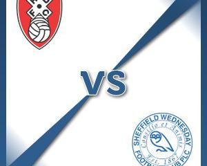 Rotherham V Sheff Wed at AESSEAL New York Stadium : Match Preview