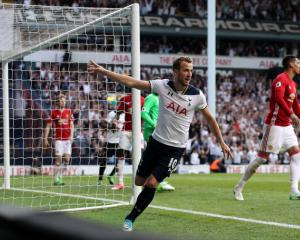 Harry Kane expects Tottenham to retain key players as they aim to go one better