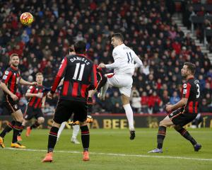 Stoke end losing run with comfortable win at Bournemouth
