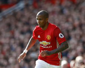 Ashley Young retains hunger for game despite uncertainty over future
