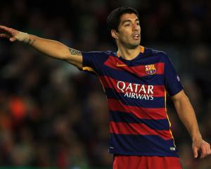 Luis Suarez Completes Hat-trick From Trick Penalty As Barcelona Maul Celta Vigo