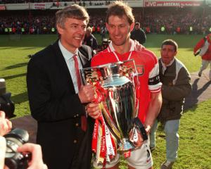 Tony Adams believes Arsenal return is impossible with Arsene Wenger at the club
