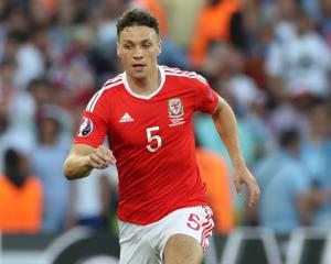 James Chester says Wales can handle Cristiano Ronaldo despite Ben Davies absence
