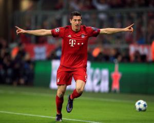 Bayern Munich have no intention of selling Robert Lewandowski this summer