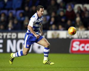 Reading take advantage of FA Cup weekend to move up Championship league table