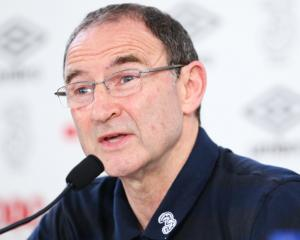 Republic boss Martin O'Neill confident about staying on