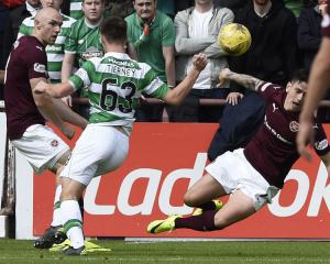 Hearts Set To Challenge Jamie Walker's Diving Ban