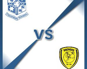 Tranmere V Burton Albion at Prenton Park : Match Preview