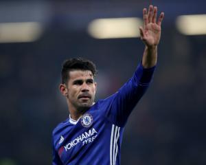 Antonio Conte: Diego Costa is happy at Chelsea