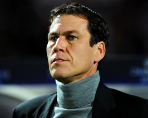 Garcia Remains Confident
