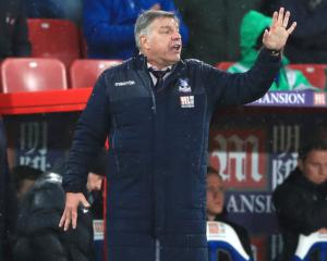 Palace boss Sam Allardyce: Our two-week break has paid dividends