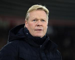 Ronald Koeman backs Middlesbrough to beat the drop