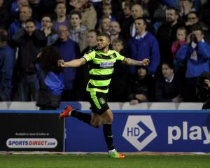 Nahki Wells backs Huddersfield for promotion after beating Sheffield Wednesday