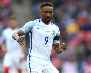 Jermain Defoe looking forward to next chapter in his career