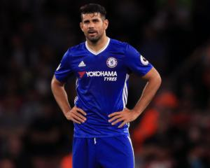 Diego Costa left out of Chelsea squad against Leicester