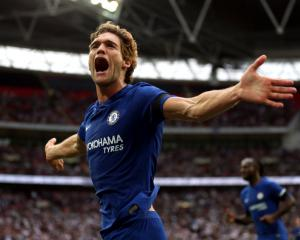Chelsea's battling spirit cheers Antonio Conte as they beat Tottenham at Wembley