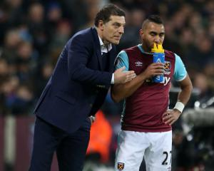 West Ham boss Slaven Bilic would not swap turbulent season