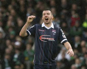Paul Quinn applauds performance as Ross County march on in Scottish Cup
