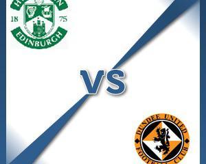 Hibernian V Dundee Utd at Easter Road Stadium : Match Preview