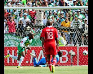 Mulenga goal sinks Pirates in Bloemfontein