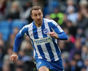 Brighton complete permanent deal for Glenn Murray