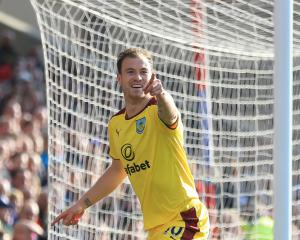 Ashley Barnes delighted with Burnley's win at Crystal Palace
