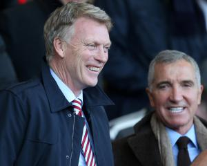 David Moyes left smiling as Sunderland secure first win of season at Bournemouth