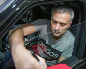 New Manchester United boss Jose Mourinho set to face the media