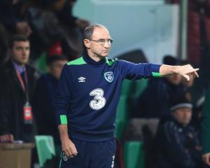 Martin O'Neill confident Republic of Ireland's prospects are bright