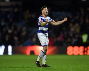 Jamie Mackie returns to haunt Reading as QPR march on
