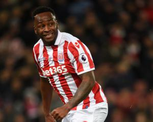 Mark Hughes confirms Saido Berahino served eight-week ban while at West Brom