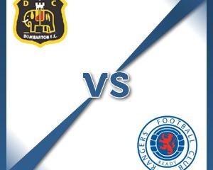 Dumbarton V Rangers at The Cheaper Insurance Direct Stadium : Match Preview