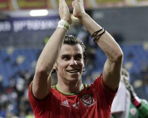 Bale focused on Belgium