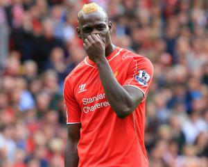 Nice hold talks with Liverpool over potential deal for Mario Balotelli