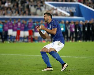 Graziano Pelle leaves Southampton for Chinese side Shandong Luneng
