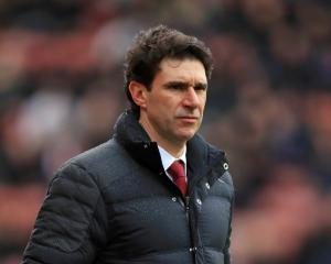 Under-fire Middlesbrough boss Aitor Karanka is his own worst critic
