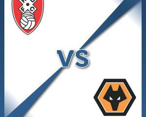 Rotherham V Wolverhampton at AESSEAL New York Stadium : Match Preview