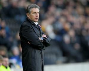 Claude Puel: I'm fully prepared for Southampton's busy winter schedule