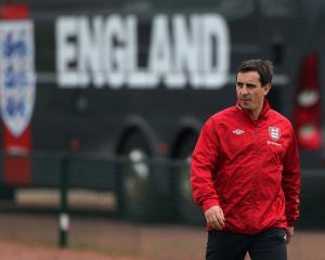 Gary Neville poised for a watching brief as Valencia meet Barcelona