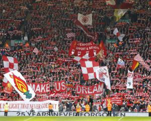 Liverpool announce Kop expansion