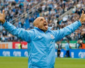 Spalletti remains confident about his future in Zenit