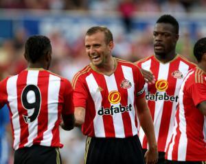 Key midfield trio missing for Sunderland