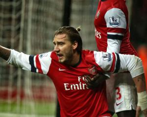 Nicklas Bendtner joins Forest on two-year deal