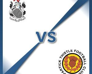 Queens Park V Partick Thistle - Follow LIVE text commentary