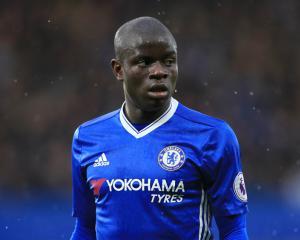 Eden Hazard: Chelsea team-mate N'Golo Kante must play alongside a twin