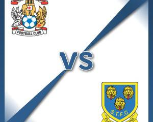 Coventry V Shrewsbury at Ricoh Arena : Match Preview