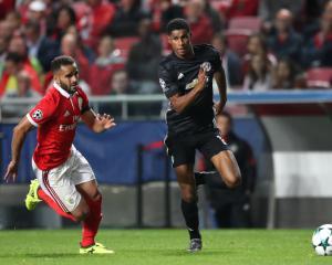 Jose Mourinho hopes Marcus Rashford knee injury is not serious