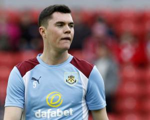 Keane's England debut makes Burnley proud